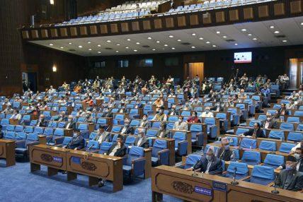संसद् अवरोध : ओझेलमा कानून निर्माण