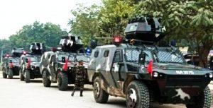 सेनाले देशभर सशस्त्र गाडीसहितको रोड ड्राइभिङ संचालन गर्ने (सूचीसहित)